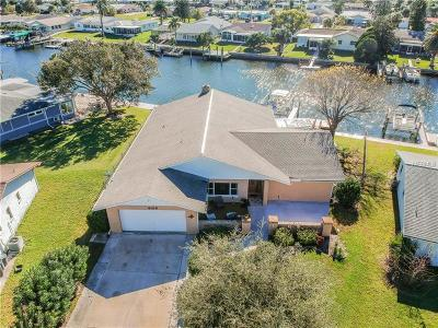 New Port Richey Single Family Home For Sale: 4156 Perry Place