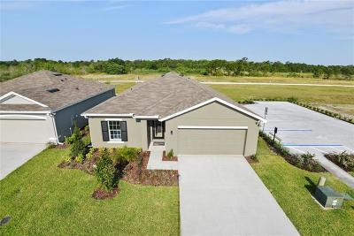Wimauma Single Family Home For Sale: 14525 Dunrobin Drive