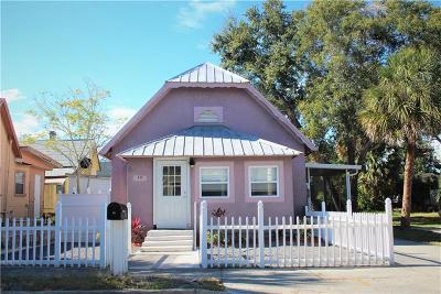 Tarpon Springs Single Family Home For Sale: 111 N Safford Avenue
