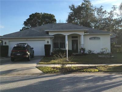 Tarpon Springs Single Family Home For Sale: 712 Sandy Hills Avenue