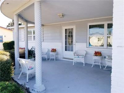 Holiday Single Family Home For Sale: 2249 Peggy Drive