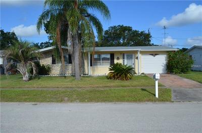 Holiday Single Family Home For Sale: 2029 Pamela Drive