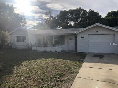 Port Richey Single Family Home For Sale: 10841 Leeds Road
