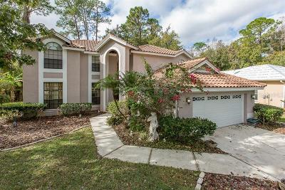 Oldsmar Single Family Home For Sale: 1570 East Lake Woodlands