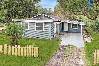 Brooksville Single Family Home For Sale: 824 Peach Street