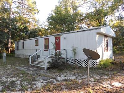 Hudson Mobile/Manufactured For Sale: 13612 Colony Road