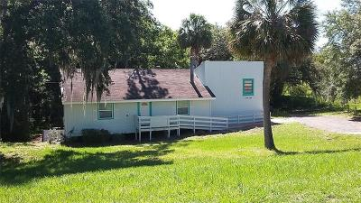 Pasco County Commercial For Sale: 1936 Cypress Creek Road
