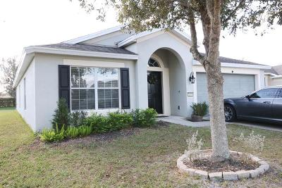 Brooksville Single Family Home For Sale: 1038 Hill Flower Drive