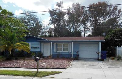 Holiday Single Family Home For Sale: 3800 Moog Road