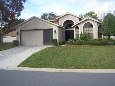 Hernando County Single Family Home For Sale: 11415 Kingstree Ct.