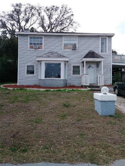 New Port Richey Single Family Home For Sale: 6202 Warren Avenue