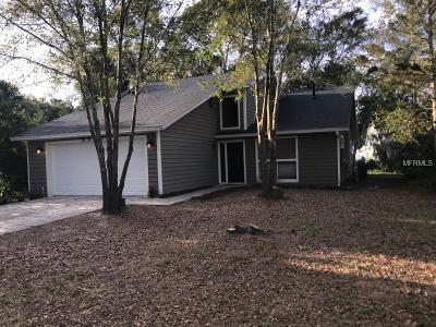 Deland Single Family Home For Sale: 2660 Pheasant Village