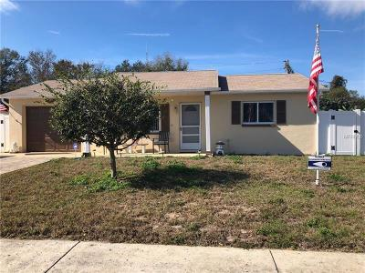 New Port Richey Single Family Home For Sale: 7813 Welland Street