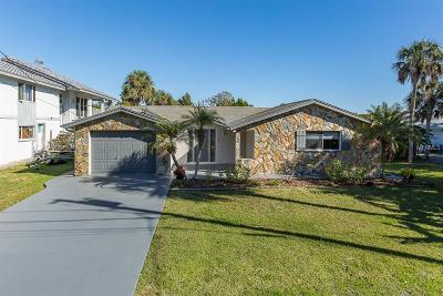 Port Richey Single Family Home For Sale: 5254 Miller Bayou Drive