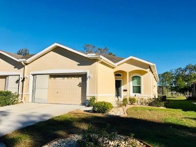 New Port Richey Villa For Sale: 12046 Tournament View Avenue