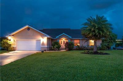 Punta Gorda Single Family Home For Sale: 690 Como Court