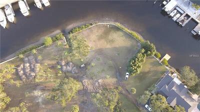 Tarpon Springs Residential Lots & Land For Sale: Lake Boulevard