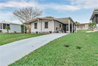 Hernando County, Hillsborough County, Pasco County, Pinellas County Mobile/Manufactured For Sale: 8027 Eastern Circle