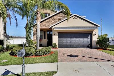New Port Richey Single Family Home For Sale: 11610 Lake Boulevard