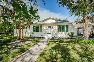 Clearwater Single Family Home For Sale: 1232 Woodlawn Terrace
