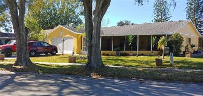 New Port Richey, New Port Richie Single Family Home For Sale: 4405 Swallowtail Drive