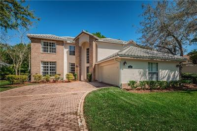 Oldsmar Single Family Home For Sale: 1809 Woodlands Boulevard