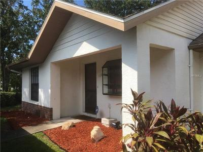 New Port Richey Villa For Sale: 10815 Chenequa Court