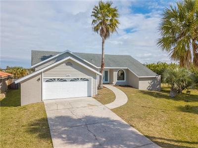New Port Richey, New Port Richie Single Family Home For Sale: 3807 Topsail Trail