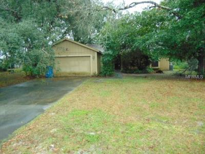 Spring Hill Single Family Home For Sale: 1505 Larkin Road