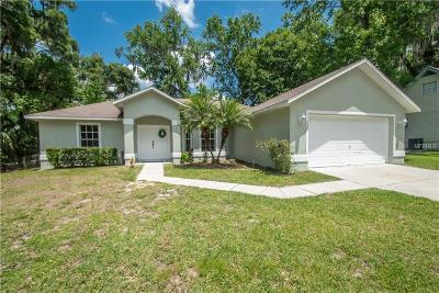 Brooksville Single Family Home For Sale: 526 Colonial Drive