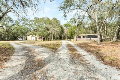 Spring Hill Mobile/Manufactured For Sale: 15601 Helen K Drive