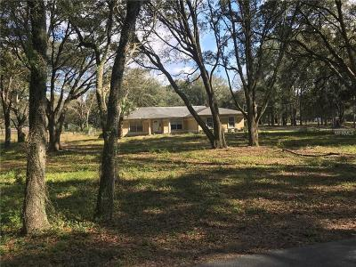 Zephyrhills Single Family Home For Sale: 7136 16th Street