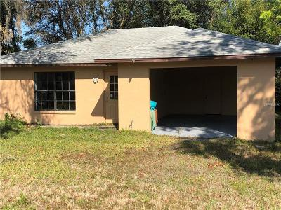 Pasco County Commercial For Sale: 11831 State Road 52