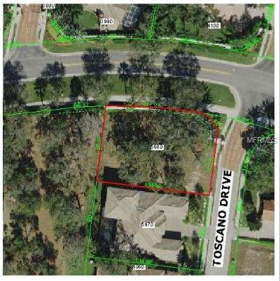Trinity Residential Lots & Land For Auction: 1323 Toscano Drive