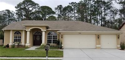 New Port Richey Single Family Home For Sale: 7948 Roundelay Drive