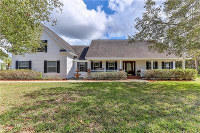 Weeki Wachee Single Family Home For Sale: 6102 Waters Way