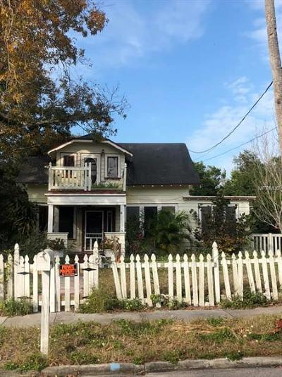 Clearwater Single Family Home For Sale: 1874 Overbrook Avenue