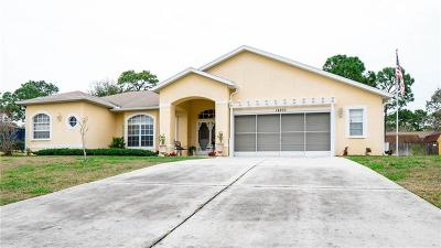 Spring Hill FL Single Family Home For Sale: $269,900