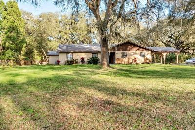 Zephyrhills Single Family Home For Sale: 5334 Frontier Drive