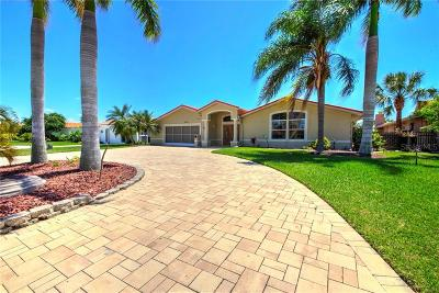 New Port Richey Single Family Home For Sale: 3300 Floramar Terrace