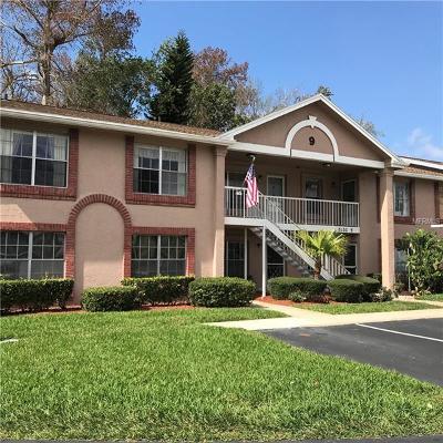 New Port Richey Condo For Sale: 4739 Myrtle Oak Drive #21