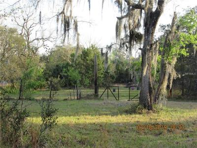 Pasco County Residential Lots & Land For Sale