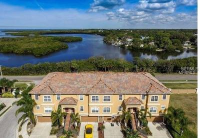 New Port Richey Townhouse For Sale: 6503 Sand Shore Lane