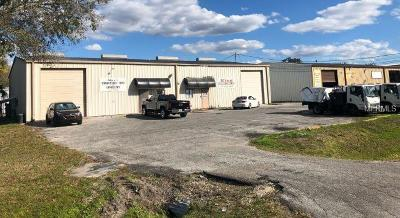 Pasco County Commercial For Sale: 8020 Congress Street