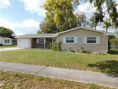 Spring Hill Single Family Home For Sale: 4419 Crescent Road