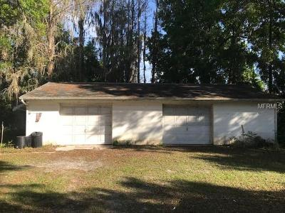 New Port Richey Single Family Home For Sale: 9950 Hilltop Drive