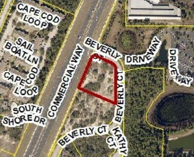 Spring Hill Residential Lots & Land For Sale: 435 Beverly Court