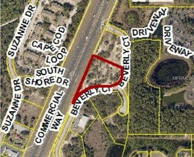 Spring Hill Residential Lots & Land For Sale: 409 Beverly Court