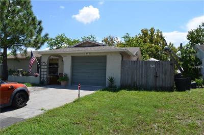 Port Richey Single Family Home For Sale: 7042 Fairfax Drive