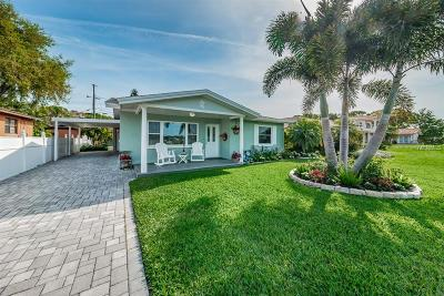 Tarpon Springs Single Family Home For Sale: 411 S Spring Boulevard
